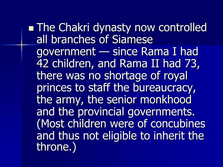 The Chakri