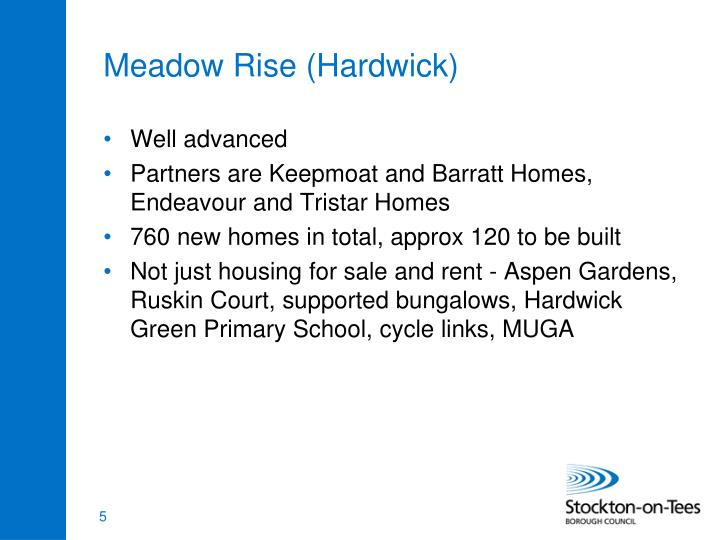 Meadow Rise (Hardwick)