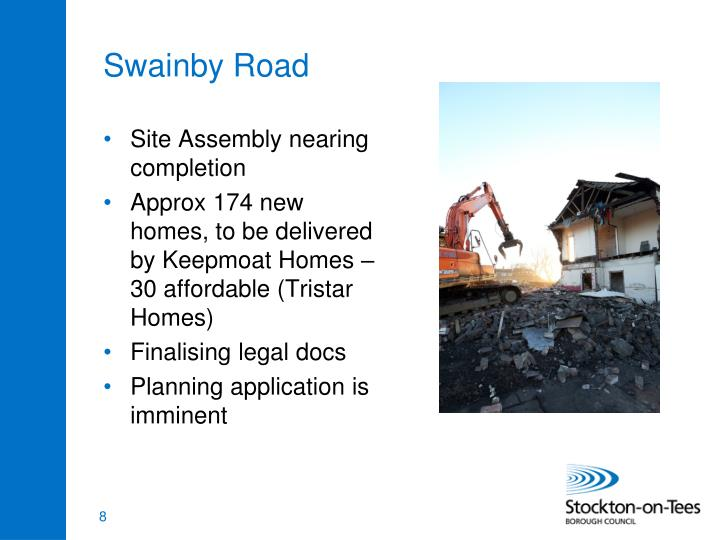 Swainby Road