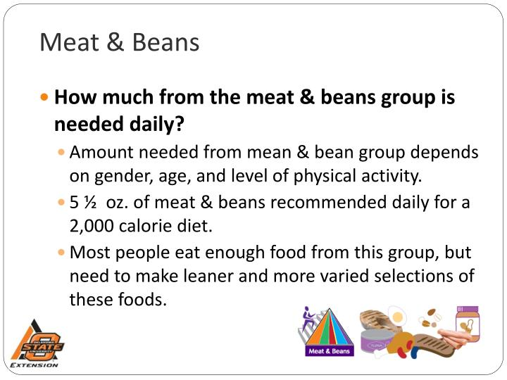 Meat & Beans