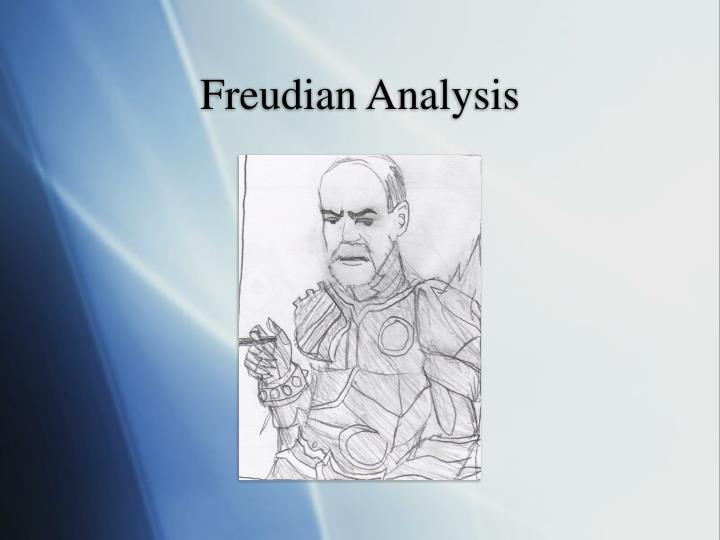 Freudian Analysis