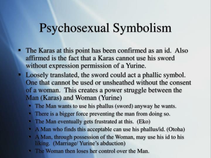 Psychosexual Symbolism
