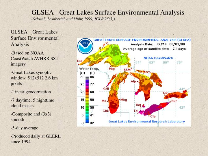 an analysis of the great lakes