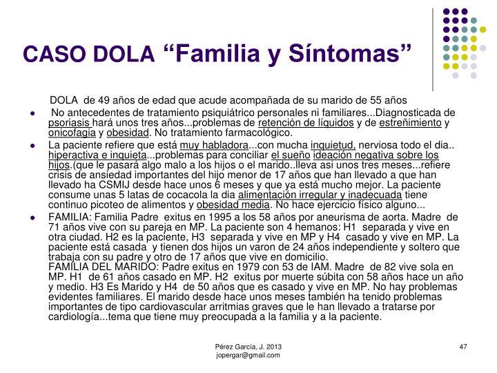 CASO DOLA