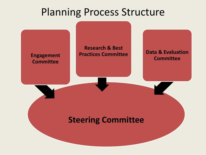 Planning Process Structure