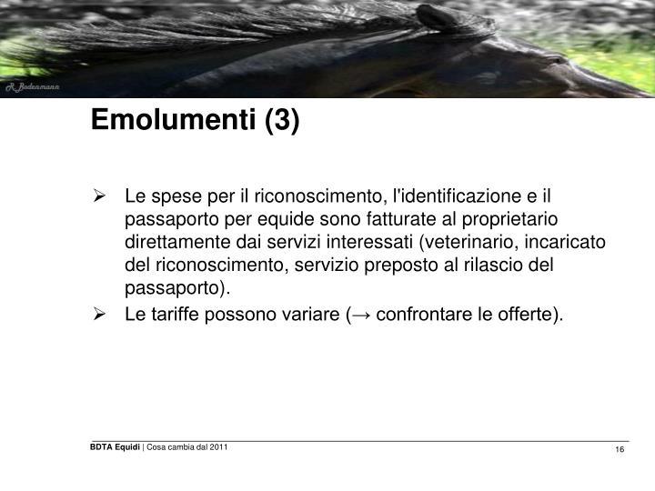 Emolumenti (3)