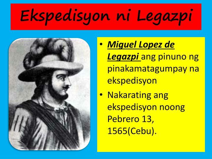 Ekspedisyon ni Legazpi