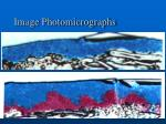image photomicrographs