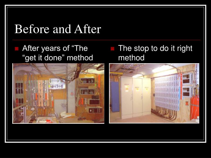 """After years of """"The """"get it done"""" method"""