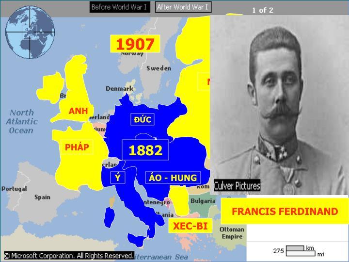 FRANCIS FERDINAND