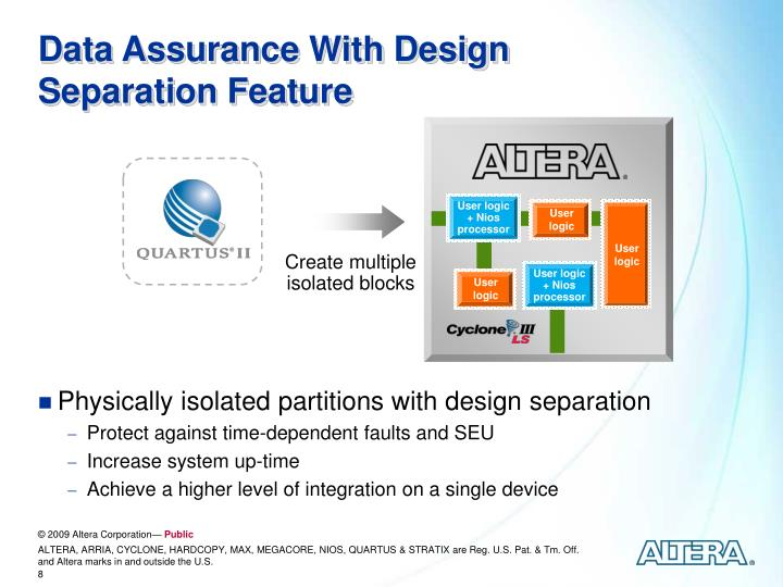 Data Assurance With Design