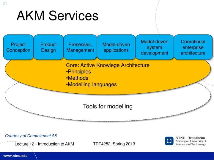 AKM Services