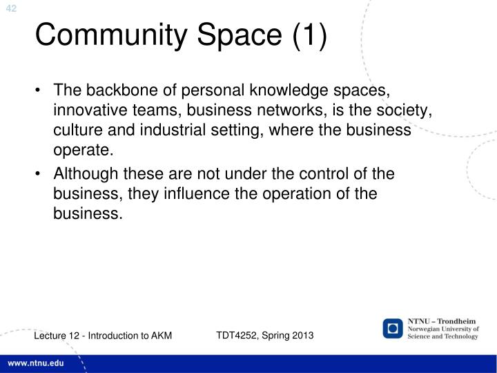 Community Space (1)