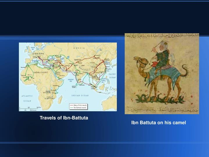 a comparison of leo africanus and ibn battuta accounts of timbuktu and mali Water resources in sub-saharan africa: the case of mali the descriptions of timbuktu by leo africanus, ibn battuta and shabeni11 there are sporadic accounts of.