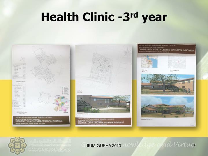 Health Clinic -3
