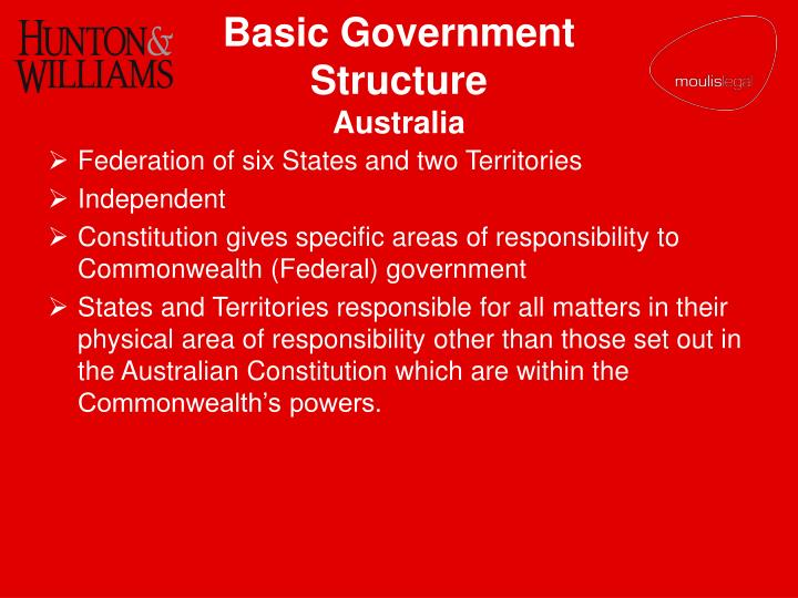 Basic Government