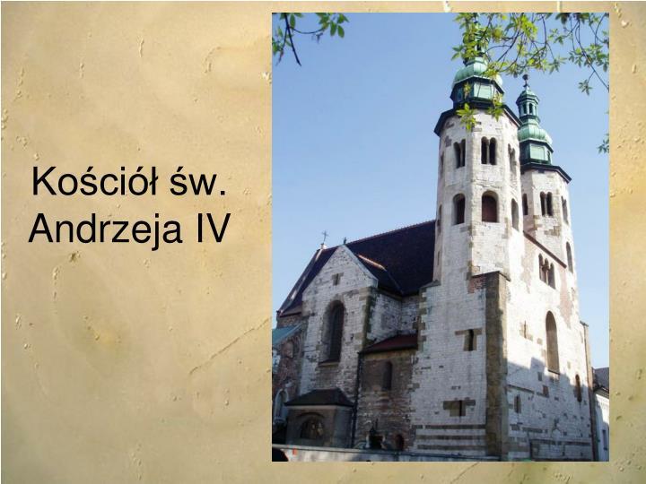 Kościół św. Andrzeja IV