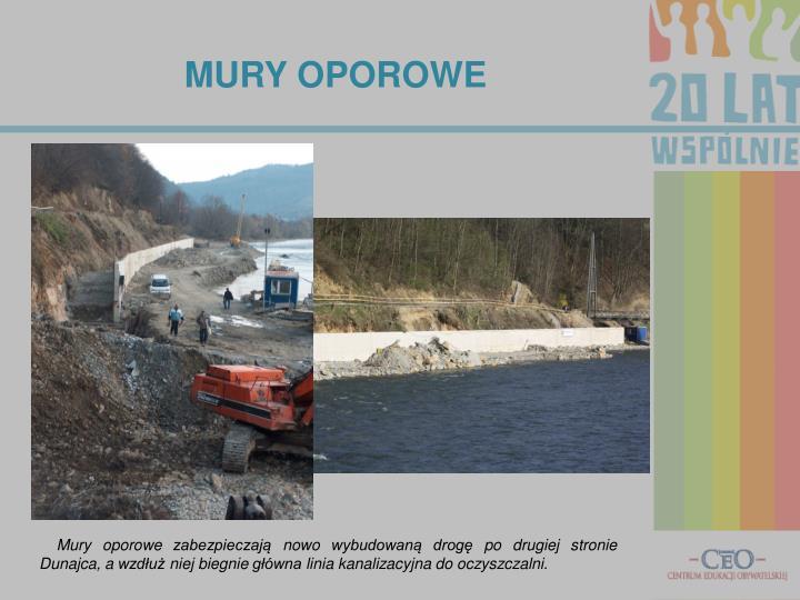 MURY OPOROWE