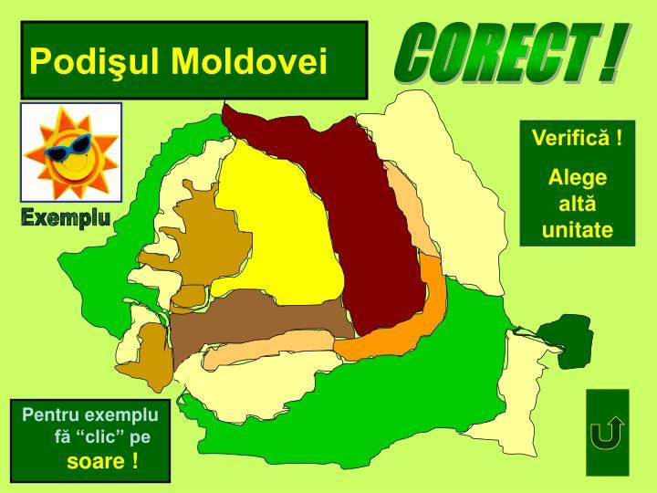 Podişul Moldovei
