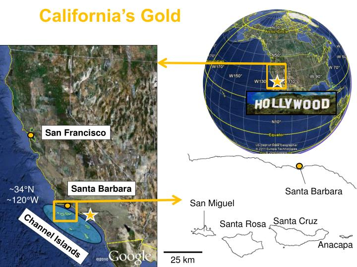 California s gold
