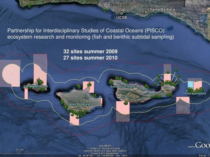 Partnership for Interdisciplinary Studies of Coastal Oceans (PISCO)