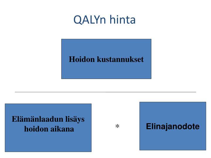 QALYn