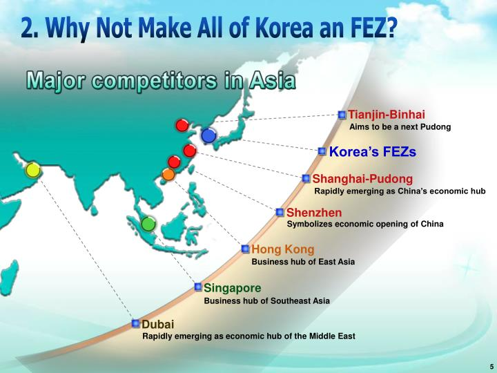 2. Why Not Make All of Korea an FEZ?