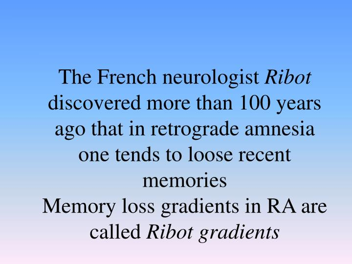 The French neurologist