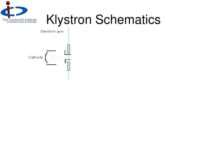 Klystron Schematics