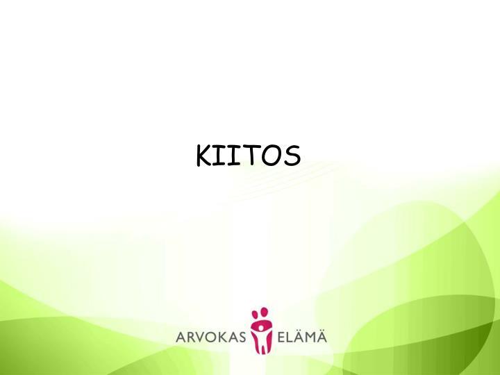KIITOS