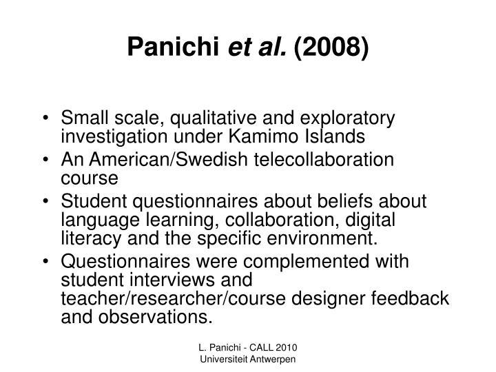 Panichi