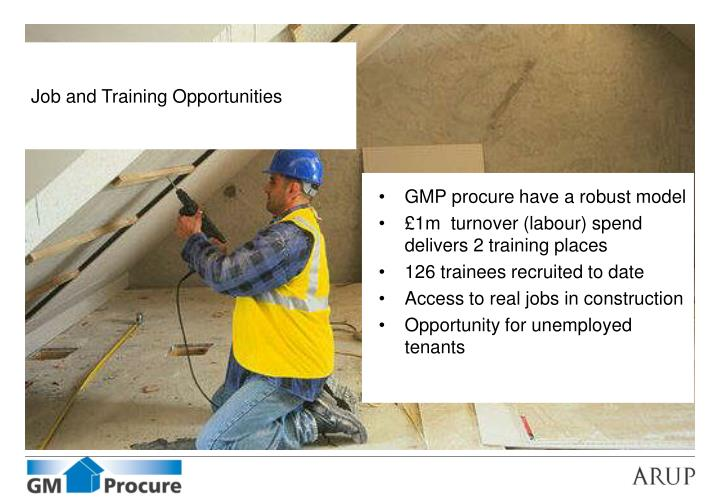 GMP procure have a robust model