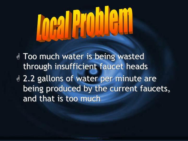 Local Problem