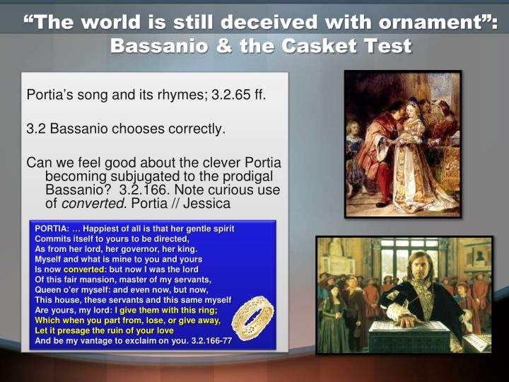 """""""The world is still deceived with"""