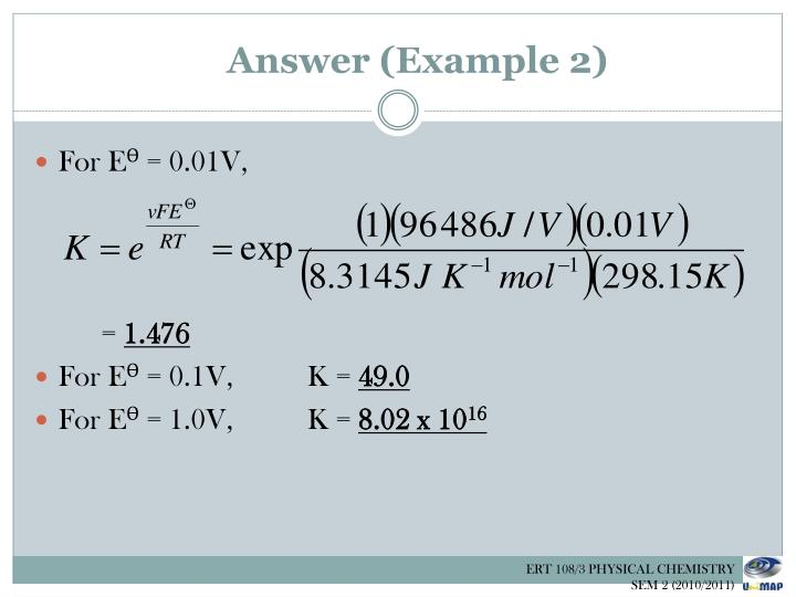 Answer (Example 2)