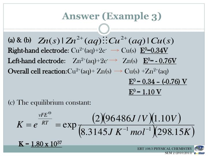 Answer (Example 3)
