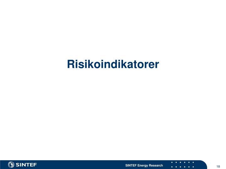 Risikoindikatorer