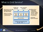 what is grid service
