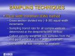 sampling techniques9