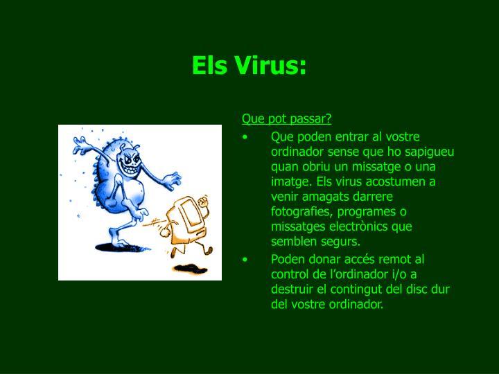 Els Virus: