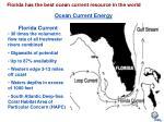 ocean current energy