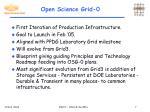 open science grid 0