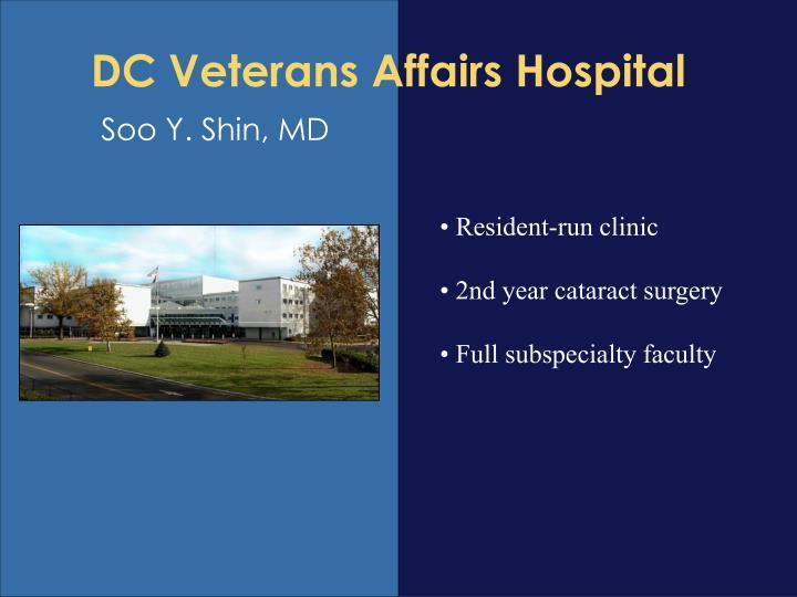 DC Veterans Affairs Hospital