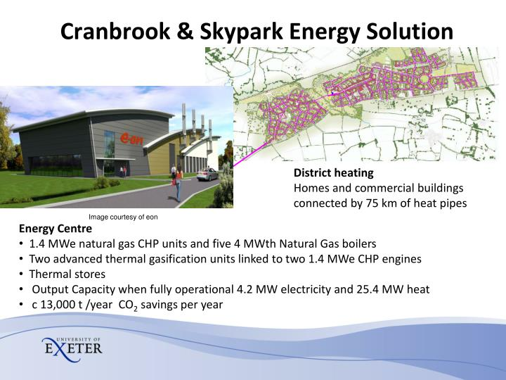 Cranbrook & Skypark Energy Solution
