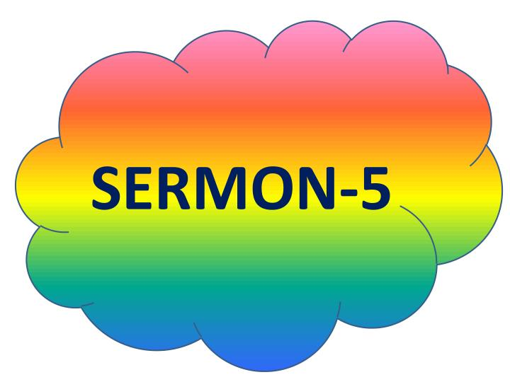 SERMON-5