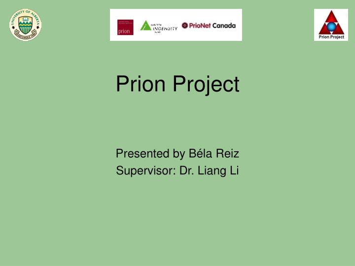 Prion Project