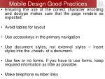 mobile design good practices1