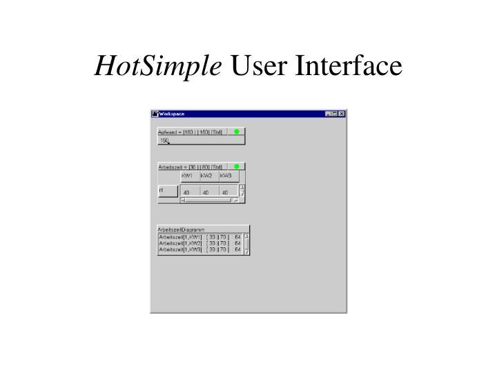HotSimple