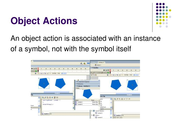 Object Actions