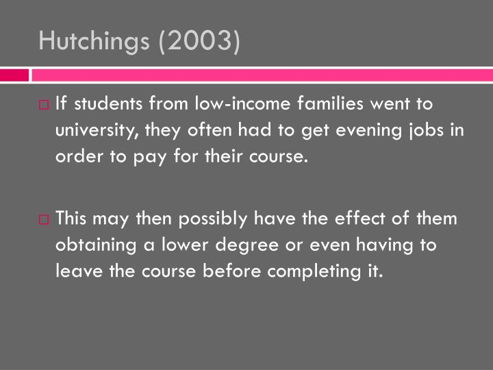 Hutchings (2003)